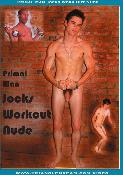 Primal Man Jocks Workout Nude  Triangle Dream Home Video -1034