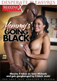 Mommy's Going Black Porn Video