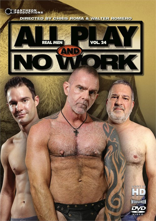 All Play and No Work Boxcover