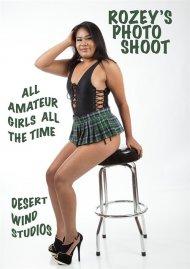 Rozey's Photo Shoot Porn Video