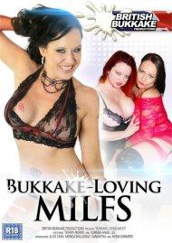 Bukkake-Loving MILFS Porn Video