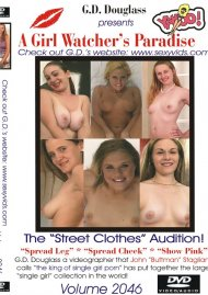 Girl Watcher's Paradise Volume 2046, A Porn Video