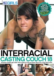 Interracial Casting Couch 18 HD video from Net Video Girls .