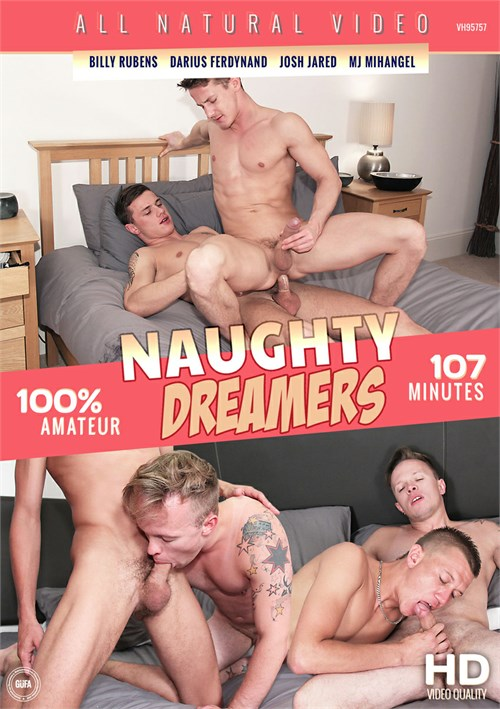 Naughty Dreamers Boxcover