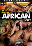 Horny African Boys Boxcover