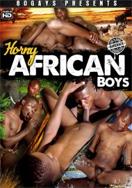 Horny African Boys image