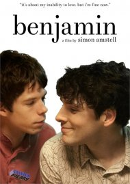 Benjamin gay porn DVD from Artsploitation Films