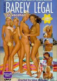 Barely Legal on Vacation Porn Movie