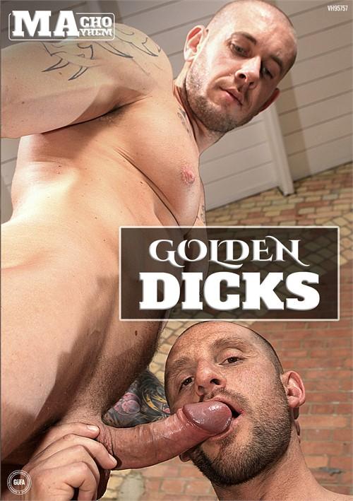 Golden Dicks Boxcover