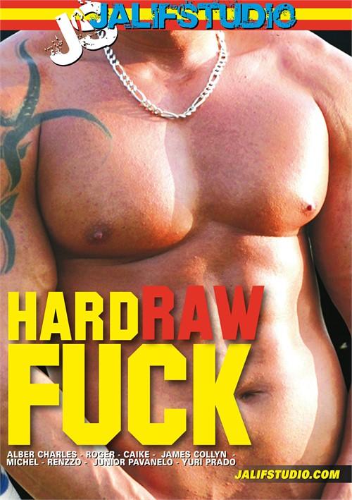 Hard Raw Fuck Boxcover