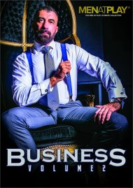 Business Volume 2 gay porn movie from Men At Play
