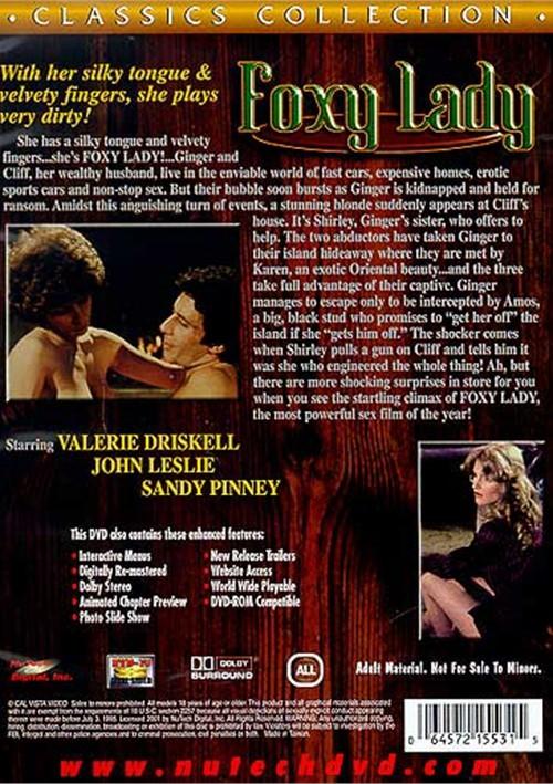 Foxy lady porn star xxx dvd best porno