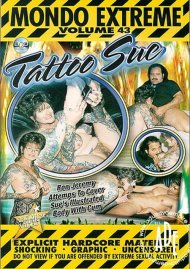 Mondo Extreme 43: Tattoo Sue Porn Video