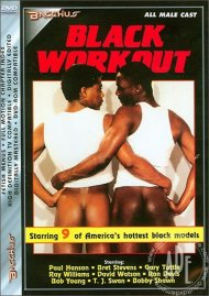 Black Workout Porn Movie
