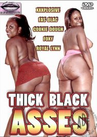 Thick Black Asses image