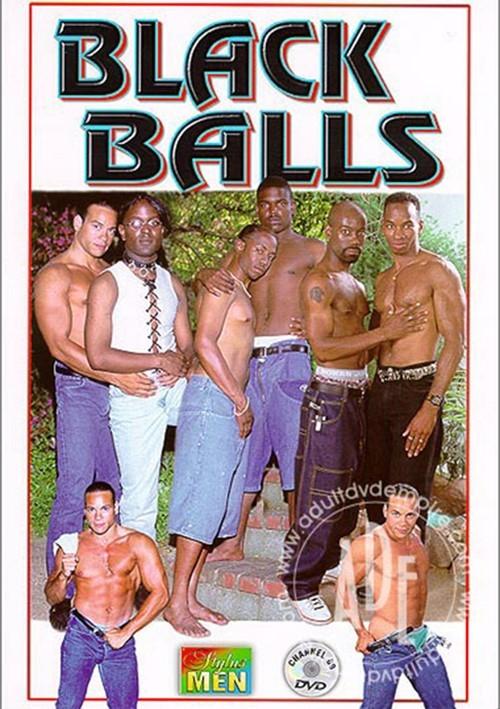 Black Balls 1 Boxcover