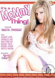 Its a Mommy Thing Porn Movie
