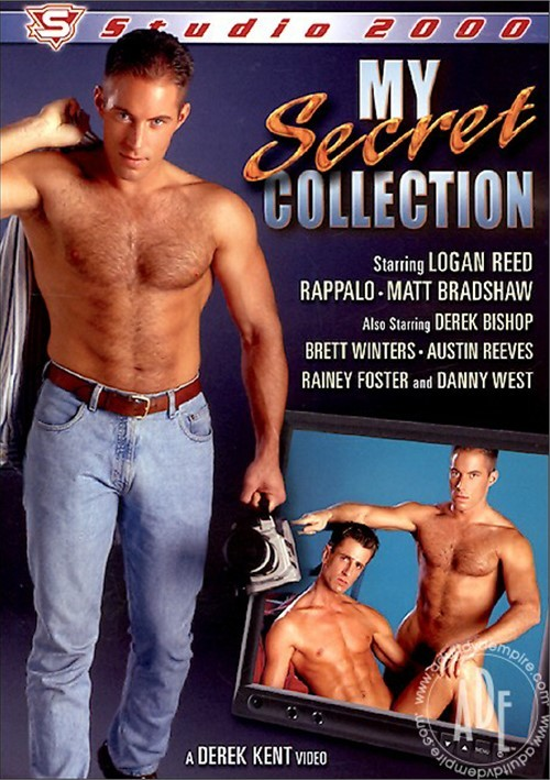 My Secret Collection Cover Front