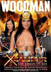 Xcalibur 3: The Lords of Sex Boxcover