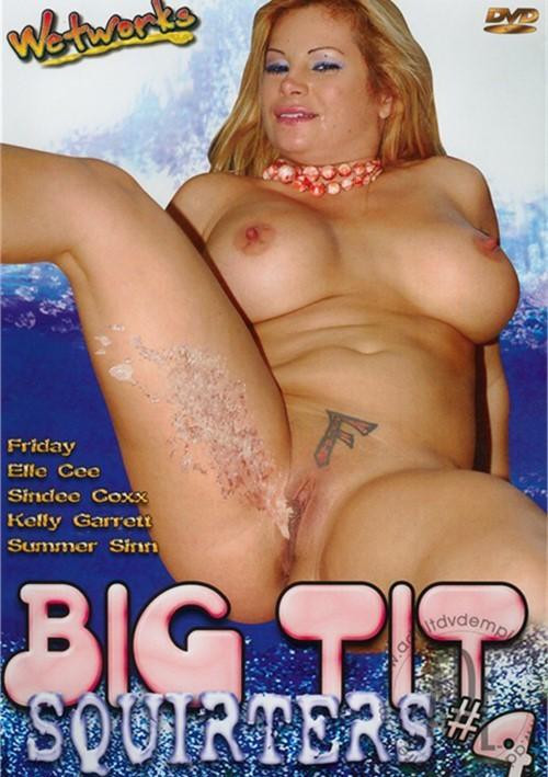 Big Tit Squirters #4