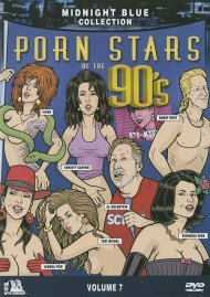 Midnight Blue: Volume 7 - Porn Stars Of The 90's
