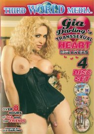 Transsexual Heart Breakers (4-Pack)