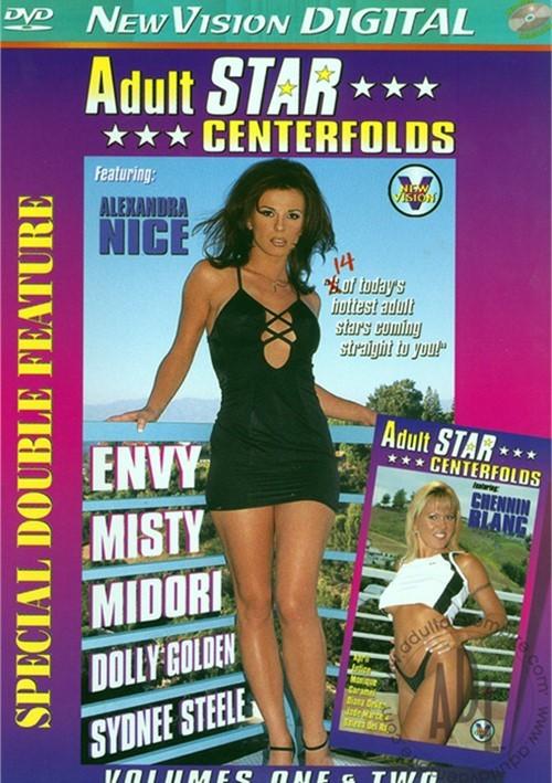 Adult Star Centerfolds