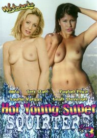 Hot Young Super Squirters #3