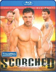 Scorched Gay Blu-ray Movie