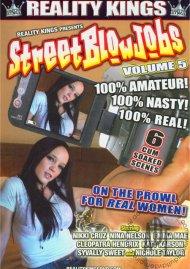 Street Blowjobs Vol. 5