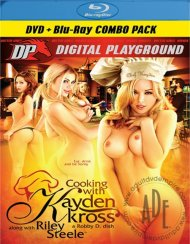 Cooking With Kayden (DVD + Blu-Ray Combo) from Digital Playground.