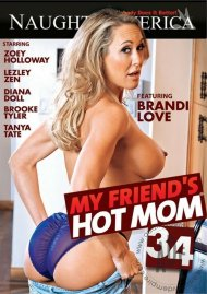 My Friends Hot Mom Vol. 34 Porn Movie
