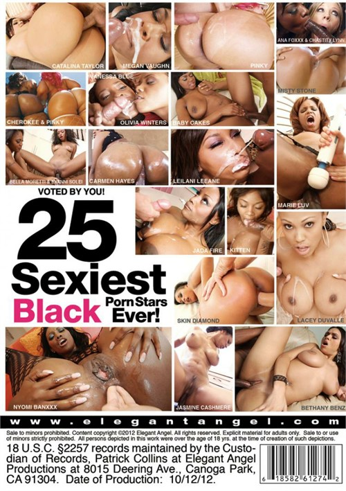 Black porn superstars