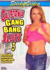 California Gang Bang Sluts 3 Boxcover