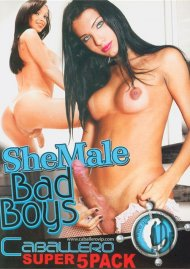 SheMale Bad Boys Super 5 Pack Porn Movie