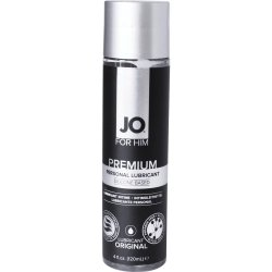 JO for Men Premium Silicone - 4 oz.