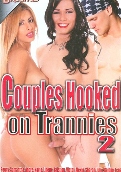 Couples Hooked On Trannies 2
