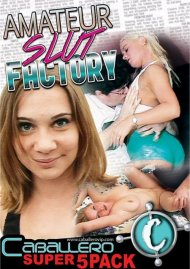 Amateur Slut Factory (5-Pack)