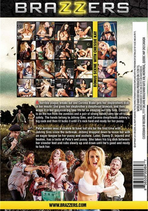 Now Play Free World War XXX Porn DVD