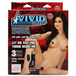Vivid Raw Standing Love Doll Sex Toy