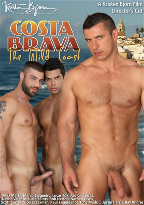 Costa Brava: The Wild Coast Boxcover