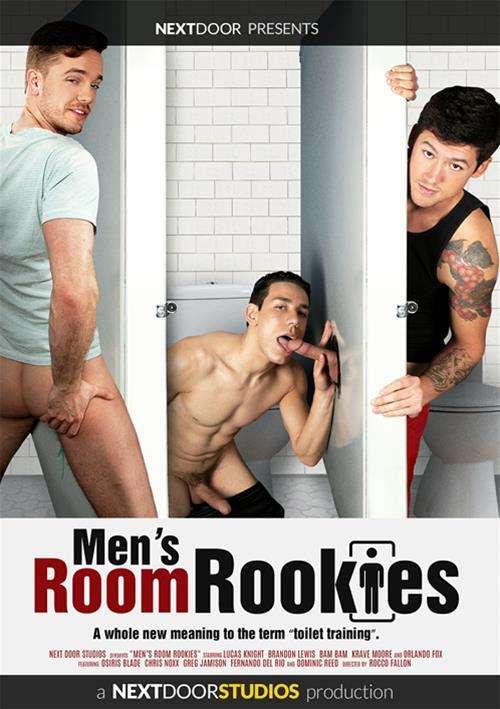 Men's Room Rookies Boxcover
