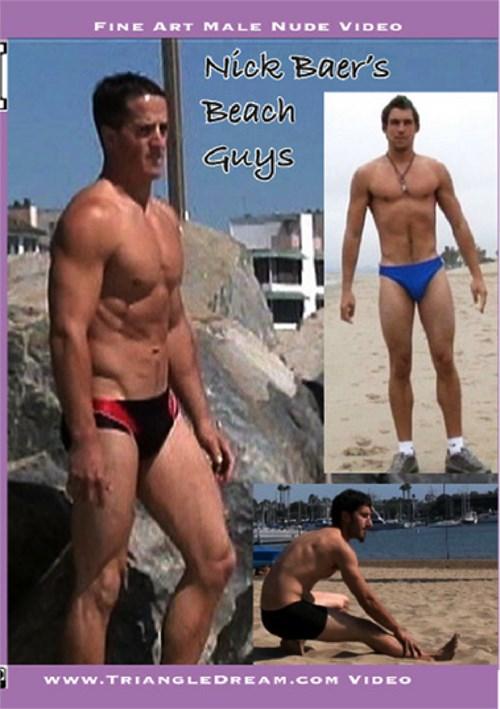 Nick Baer's Beach Guys Boxcover
