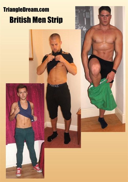 British Men Strip Boxcover