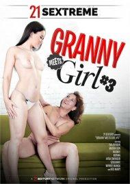 Granny Meets Girl #3 Porn Video