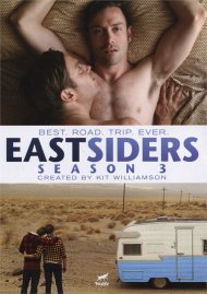 Eastsiders: Season 3 gay cinema DVD from Wolfe Video.