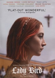 Lady Bird gay cinema DVD from Lions Gate Films