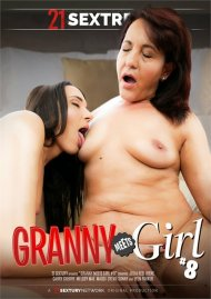 Granny Meets Girl #8 Porn Video