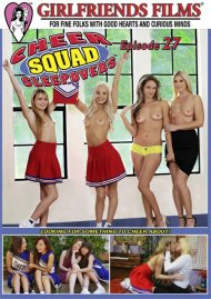 Cheer Squadovers Episode 27 DVD porn movie from Girlfriends Films.