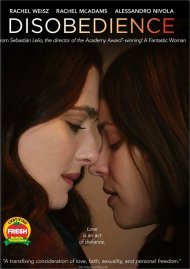 Disobedience DVD starring Rachel Weisz.